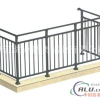 扶手护栏铝型材
