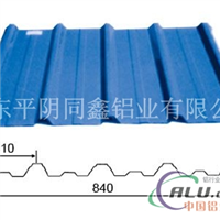 生产加工瓦楞铝板