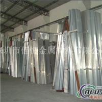 现货供应6063T6导电铝排