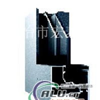 FXZ50系列注胶式断桥外开窗