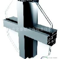 GR150系列门窗幕墙型材