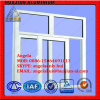 China lowest price aluminium sliding windows and doors with single glass/anodized black/powder coate