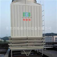 300T污水方型冷却塔