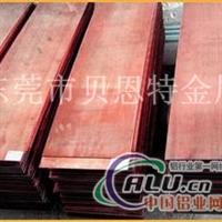 C1020无氧铜板价格