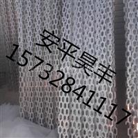 奥迪外墙装饰铝板冲孔网冲孔铝板装饰网