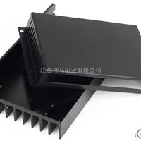 氧化黑散热器铝型材