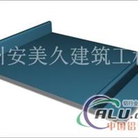 钛锌板25430做扇形重视事项