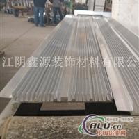 高精度大截面平板散熱器型材