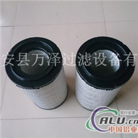 空气压缩机除尘滤芯厂家安装方式