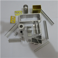 供应定制角铝 表面氧化喷涂处理