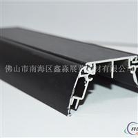 双面M记点餐灯箱铝材银色生产