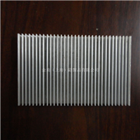 平板散热器铝合金6063散热器铝材