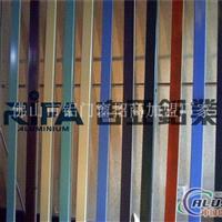 氟碳喷涂铝型材表面加工