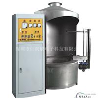 红外节能1.5吨电熔炉,熔锌炉