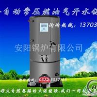 300公斤燃气开水锅炉现货供应