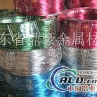 2011铝合金线,氧化彩色铝线