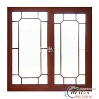 铝木门窗私人订制开启方式解说