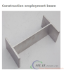 Construction employment beam