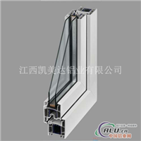 断桥隔热铝型材江西门窗
