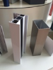 Aluminium extrued profile for architechtural and industry