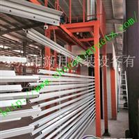 卧式铝型材涂装生产线