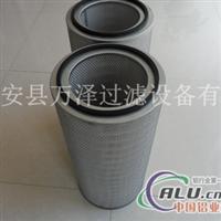 萬澤鋼廠電廠除塵濾筒廠家批發