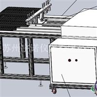 機器人彎折拖鏈電纜試驗機