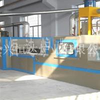 NB連續式鋁釬焊爐