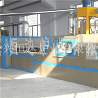 NB连续式铝钎焊炉
