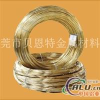 H65黄铜方线