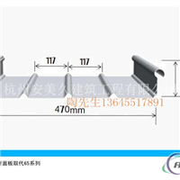 供应YX50470铝镁锰合金屋面板