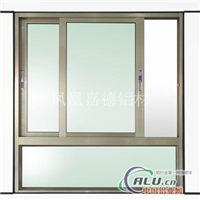 供就铝合金成品门窗铝型材