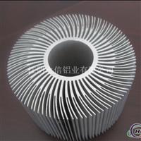 来图来样加工生产散热器铝型材