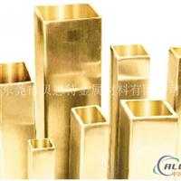 H65黄铜方管