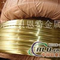 H80黄铜扁线