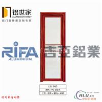 卧室门铝型材价格