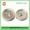 202RPT aluminum beverage can easy open end company