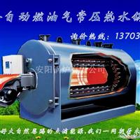 4吨燃气热水锅炉
