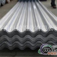 1mm压型铝板瓦楞板