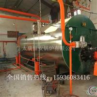 10吨天然气热水锅炉