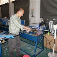 自动螺旋翅片管激光焊接机