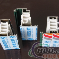 隔热断桥铝型材铝塑型材