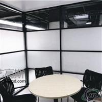 艺高斯活动玻璃隔断办公室隔断墙