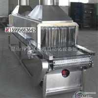 鋁制品固化鏈式烘道烘干輸送機