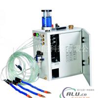 铝型材锯切喷油装置 油气水三相复合微量润滑冷却系统  节油