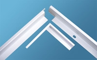 海达铝业生产工业铝型材 光伏太阳能铝型材