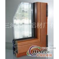 战斗PPW 68 新型铝木复合窗