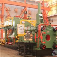 铜铝型材挤压机6006000T