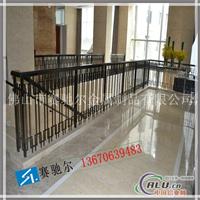 铁艺护栏装饰风格 黑色楼梯护栏