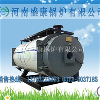 1吨燃气热水锅炉厂